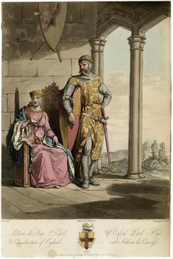 De Vere, Earl Oxford by Charles Hamilton Smith