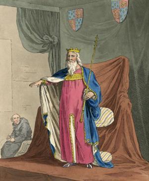 Edward III by Charles Hamilton Smith