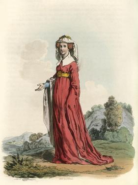 Joan Lady Gascoigne by Charles Hamilton Smith