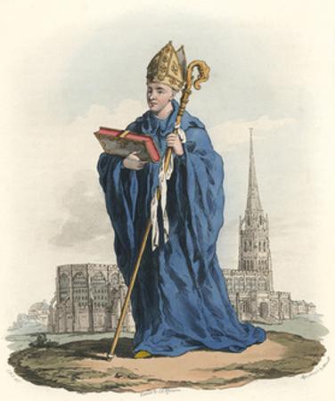 John Crosbie, Prior