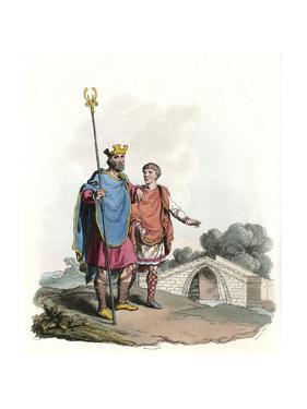 King Edgar by Charles Hamilton Smith