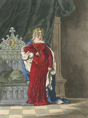 Philippa of Hainault by Charles Hamilton Smith
