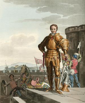 Richard Earl of Warwick by Charles Hamilton Smith