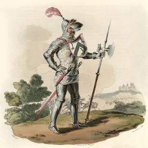 Robert Chaumberleyn by Charles Hamilton Smith