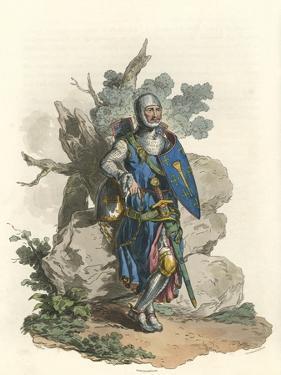 Roger de Trumpington by Charles Hamilton Smith