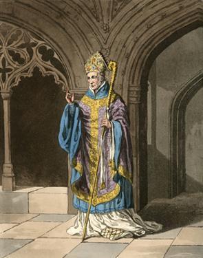Roger Walden Archbishop by Charles Hamilton Smith
