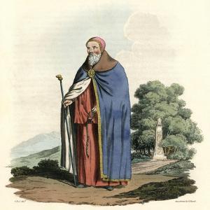 Saint Jestin by Charles Hamilton Smith
