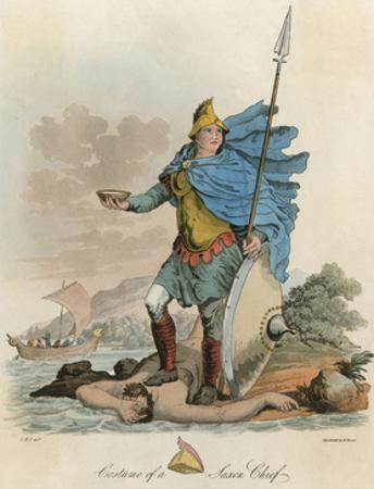 Saxon Chief Ca 800