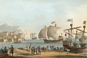 Ships of the Crusades by Charles Hamilton Smith