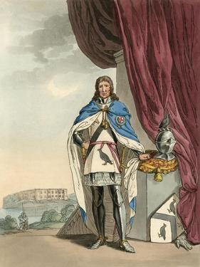 Sir Rhys Ab Thomas by Charles Hamilton Smith