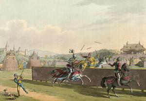 Tournament by Charles Hamilton Smith