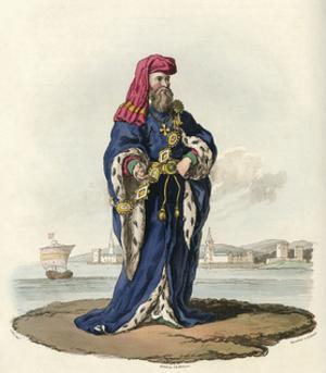 William Lord Bergavenny by Charles Hamilton Smith