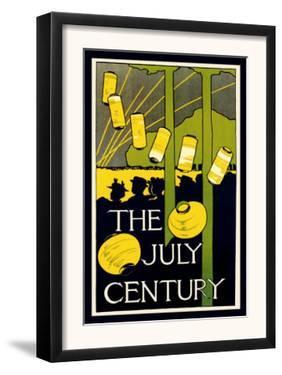 The July Century by Charles Herbert Woodbury