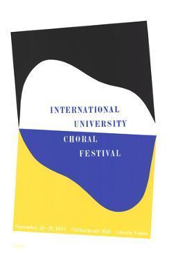 International University Choral Festival by Charles Hinman
