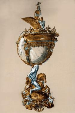 The Nautilus Shell, 19th Century by Charles James Richardson