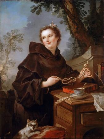 Louise Anne De Bourbon (1695-175), Countess of Charolais