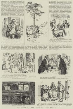 Drawings by the Late Charles Keene by Charles Keene
