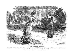 Punch Pasteur Joke by Charles Keene