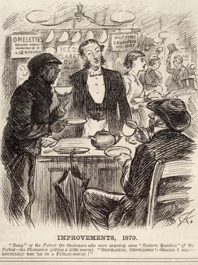 The Genteel English Pub by Charles Keene
