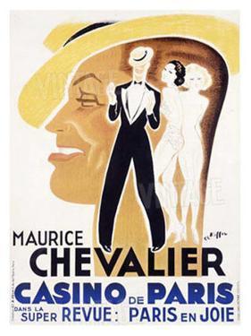 Chevalier Cas de Paris by Charles Kiffer
