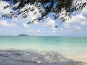 Kailua Beach, Oahu Island, Hawaiian Islands by Charles Kogod