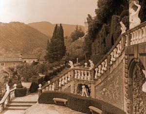 Villa Garzoni by Charles Latham