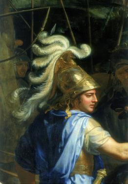 Alexander and Porus, C1673 by Charles Le Brun