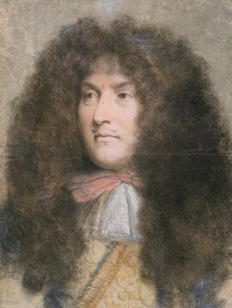 Louis XIV, King of France, C1660-C1670 by Charles Le Brun