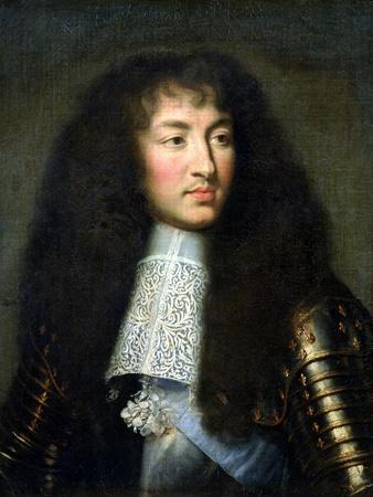 Portrait of Louis XIV (1638-1715)
