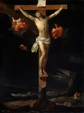 The Crucifixion, 1637 by Charles Le Brun