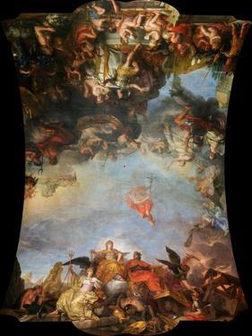 The King Governs by Himself, 1661, 1680S by Charles Le Brun