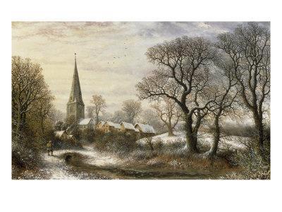 Walgrave, Northamptonshire, 1876