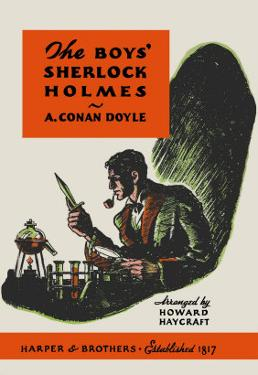 Boys' Sherlock Holmes by Charles Livingston Bull