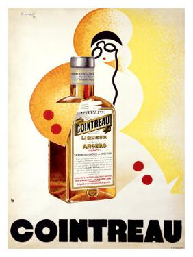 Cointreau by Charles Loupot