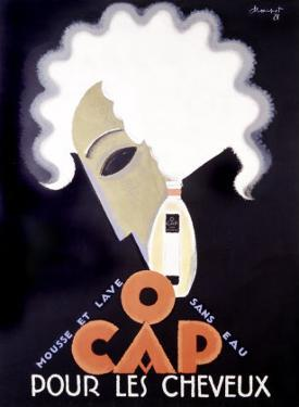 O Cap by Charles Loupot