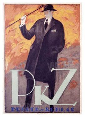 PKZ by Charles Loupot