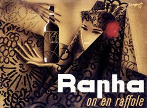 Rapha on en Raffole by Charles Loupot