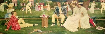 The Tennis Party