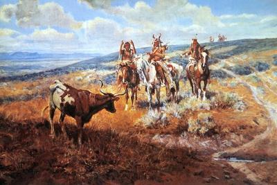 White Man's Buffalo