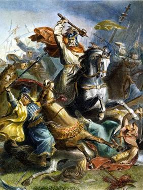 Charles Martel (c688-741)