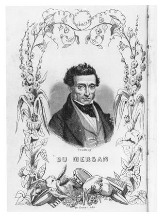 Théophile Marion Dumersan, 1847