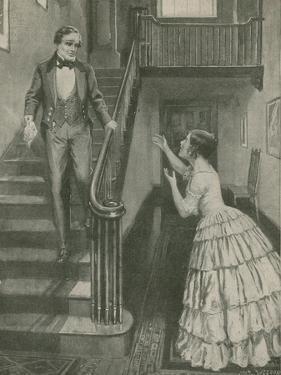 Morse Hears the Wonderful News by Charles Mills Sheldon