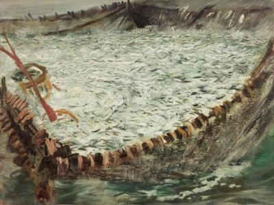Study for 'Pilchards', C.1897