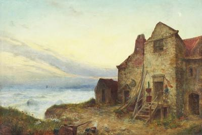 Sunset Shadows, 1865