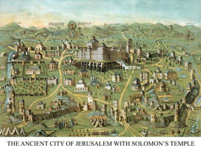 Symbols -Solomon's Temple