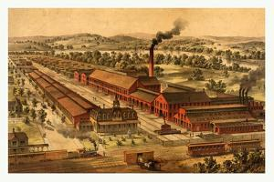 Wason Manufacturing Company of Springfield by Charles Parsons