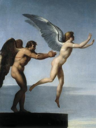 Daedalus and Icarus by Charles Paul Landon