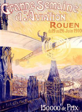 Grande Semaine d'Aviation by Charles Rambert