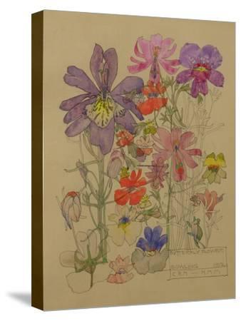 Butterfly Flower, Bowling, 1912