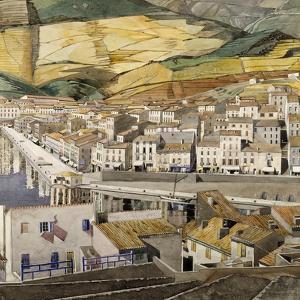 Port Vendres, 1856 by Charles Rennie Mackintosh